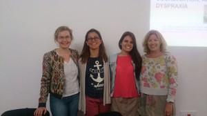Curso de Integración mutisensorial en CREVO