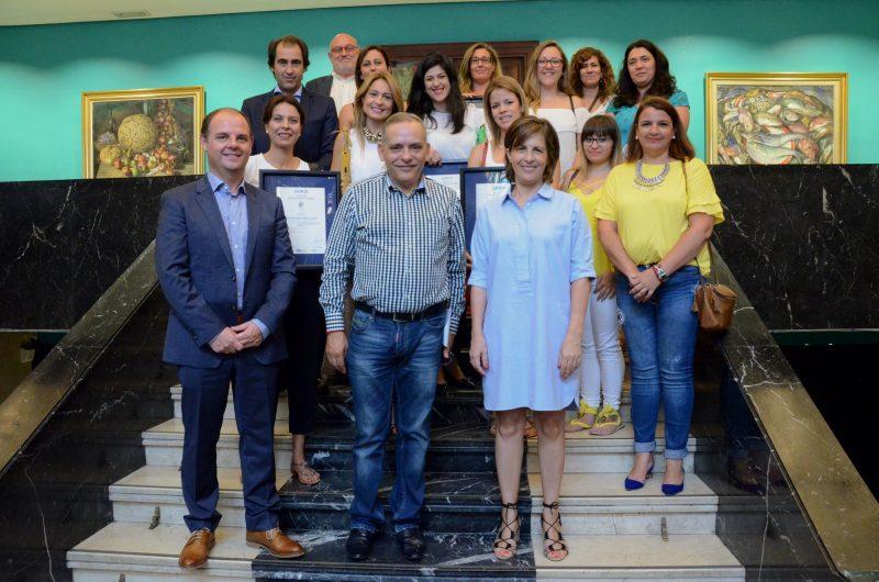 2017 - Foto Colectiva Certificación Calidad ISO 9001:2015