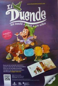 El Duende que enseñó a jugar a los niños