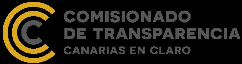 Imágen que da acceso al Web del Comisionado de Transparencia del Gobierno de Canarias